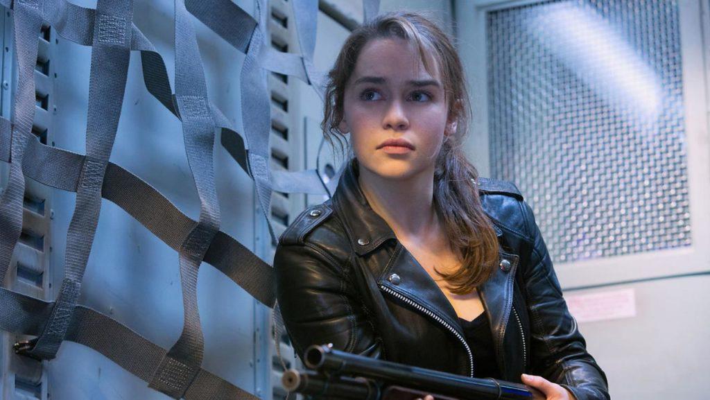 Emila Clarke Terminator