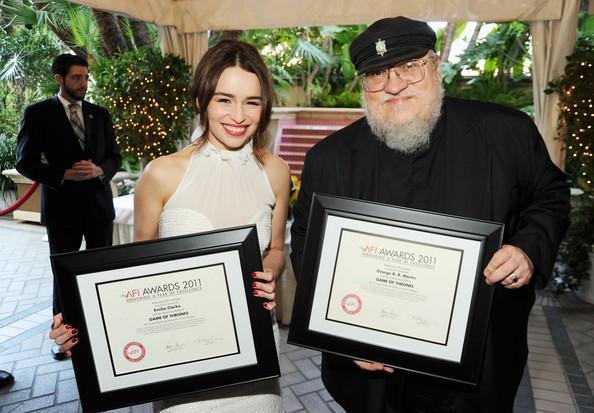 Emila clarke awards