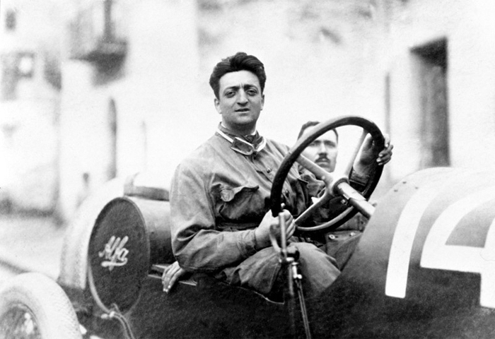 Piero Ferrari Father