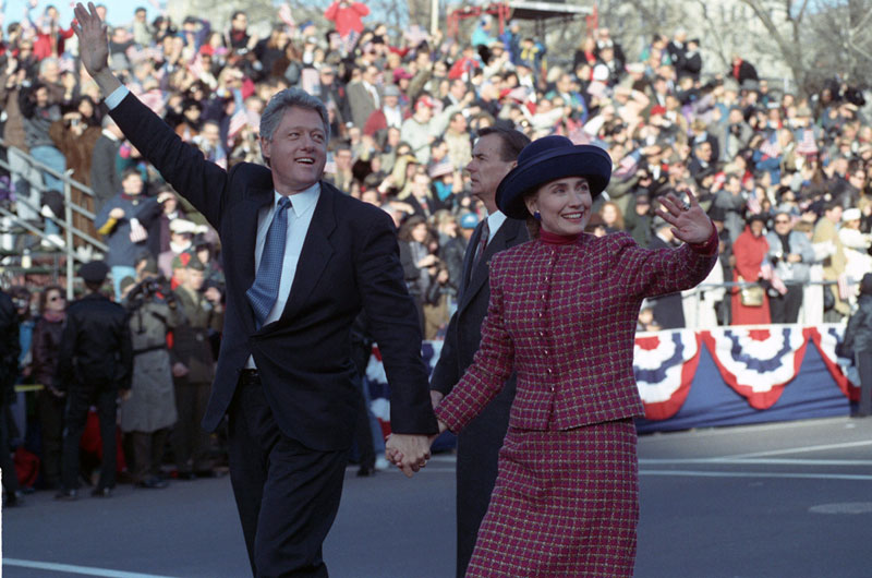 Hillary As FirstLady