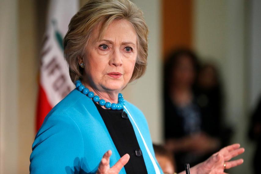 Hillary Clinton Career
