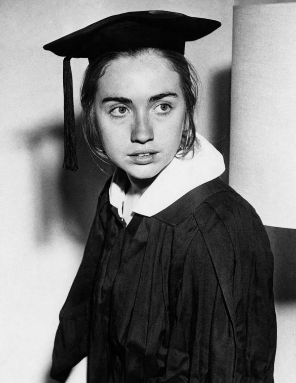 Hillary Clinton Education