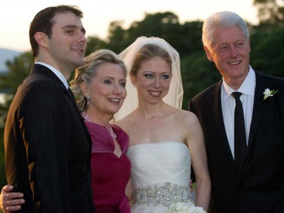 Hillary Clinton Grand Daughter