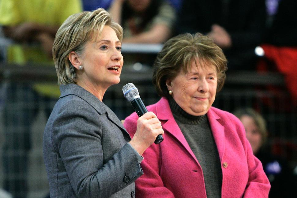 Hillary Clinton Mother