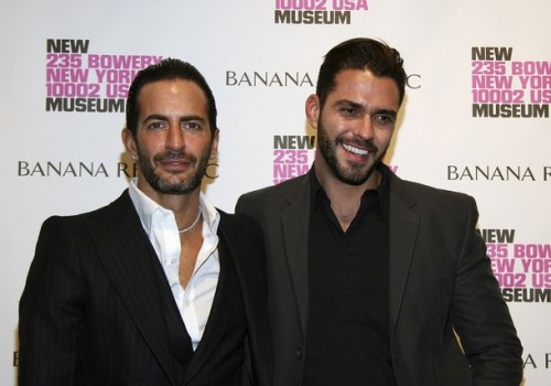 MArc JAcobs Husband
