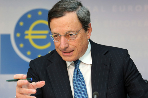 Mario Draghi Early Life 1