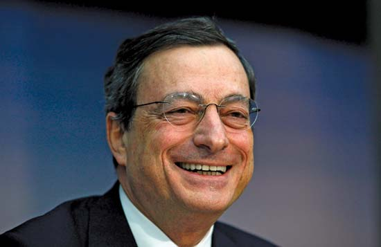 Mario Draghi Early Life