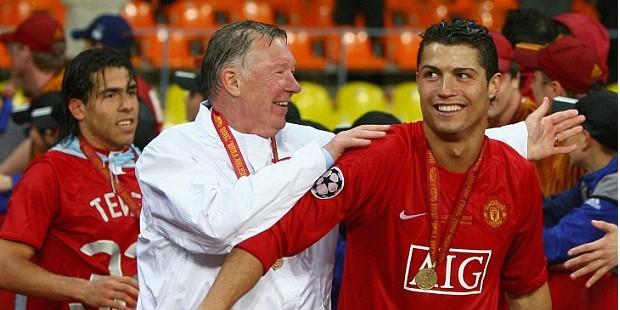 Ronaldo Early Success