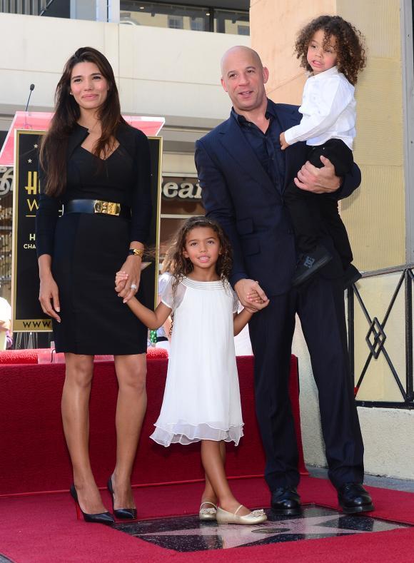 vin diesel � family family tree celebrity family