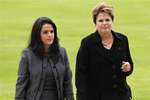 Dilma Rousseff, Paula Rousseff