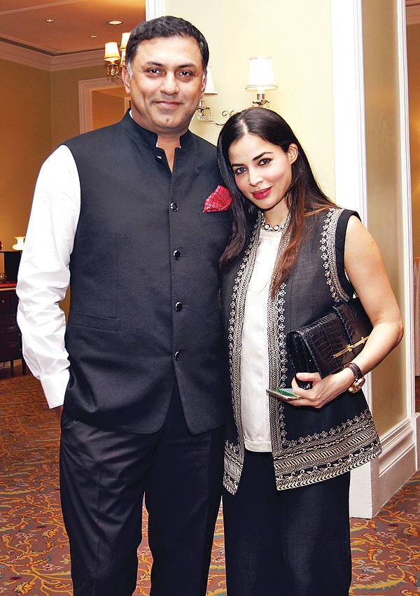 nikesh arora and ayesha thapar