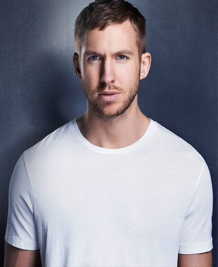 Calvin Harris CelebFamily