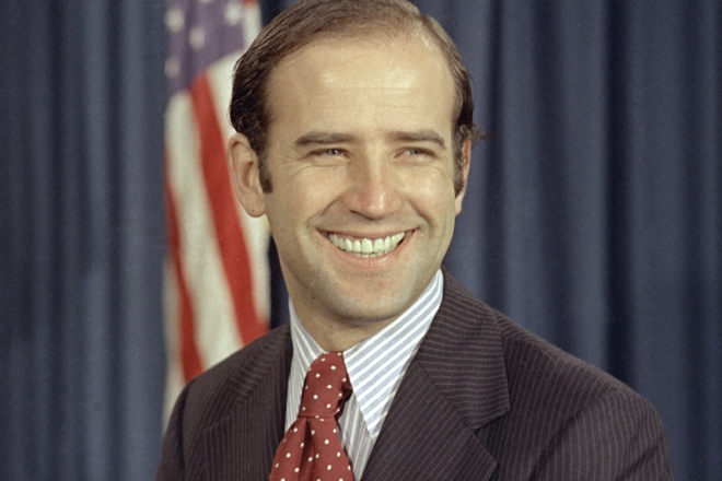 Joe Biden Early Life