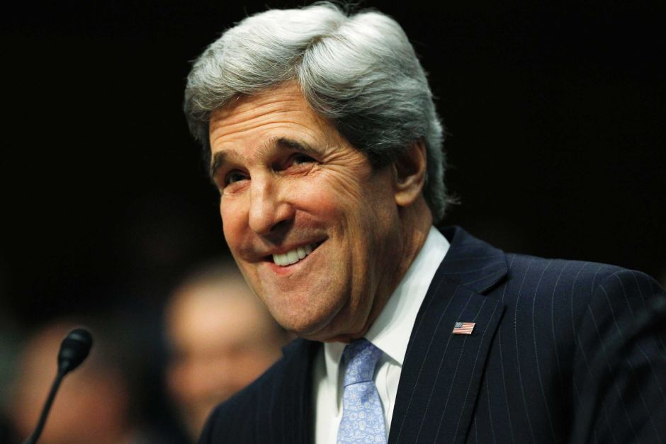 John Forbes Kerry Career