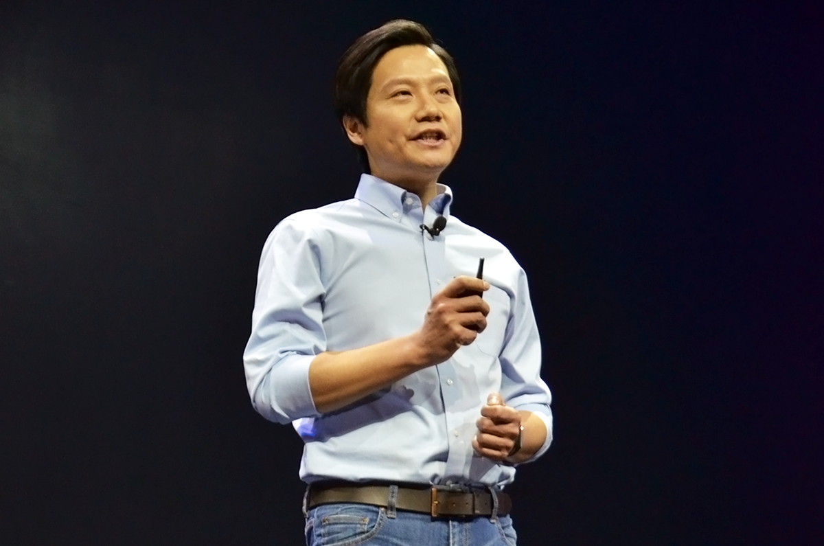 Lei Jun Career