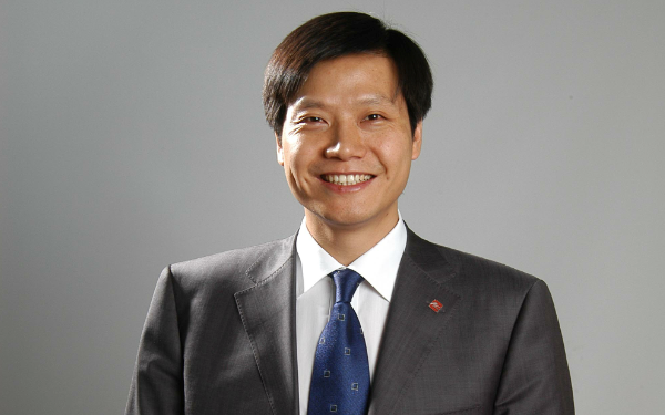 Lei Jun Early Life