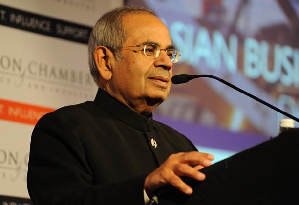 SP Hinduja Achievements