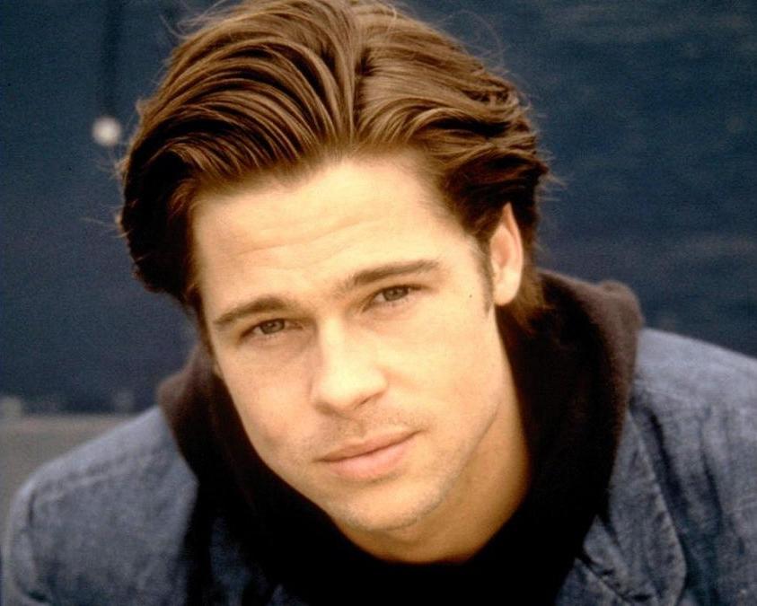 Brad Pitt Early Life