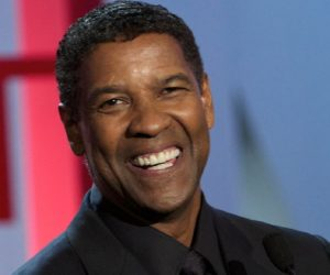 Denzel Hayes Washington