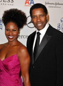 Denzel Hayes Washington Family