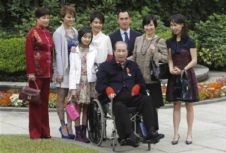 Cheng Yu Tung Family Tree