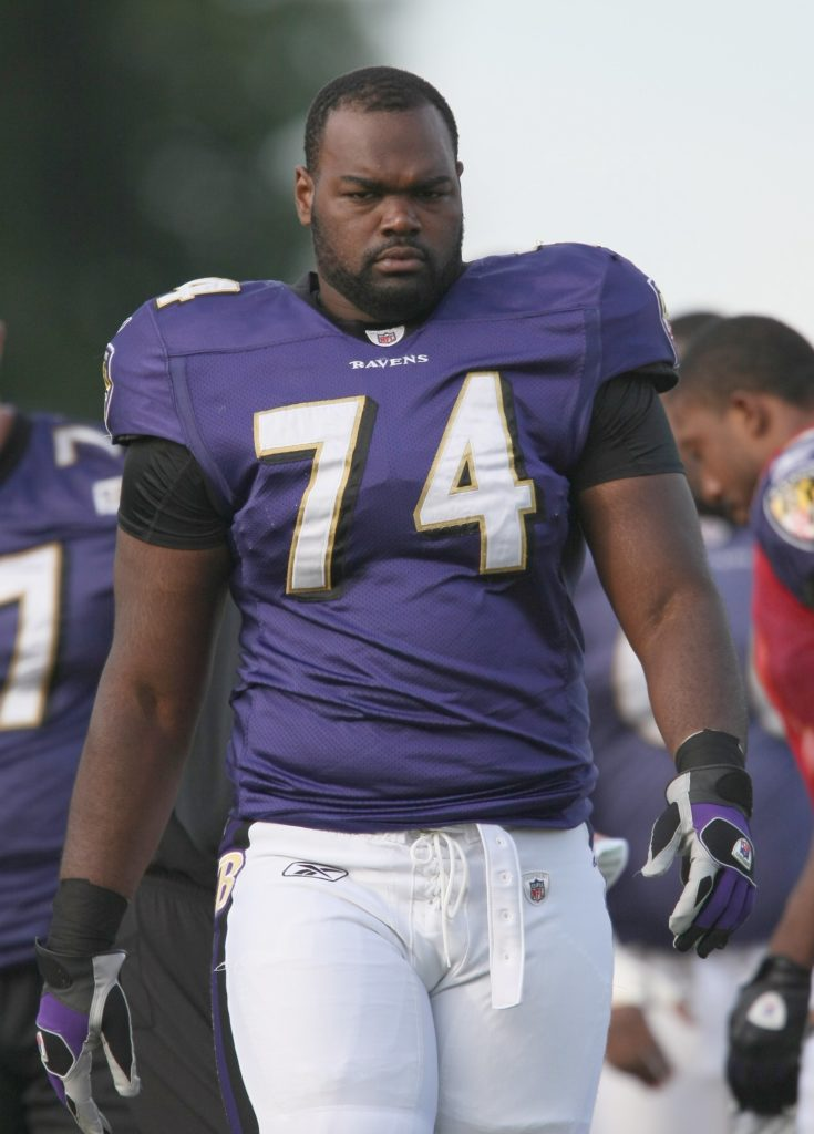 Michael Oher Career