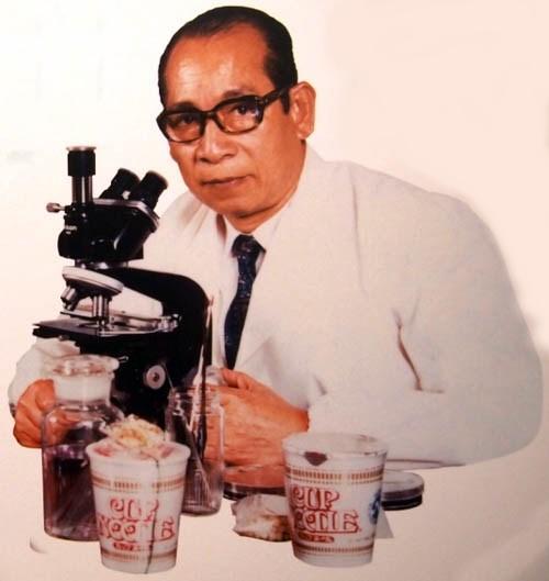 Momofuku Ando Achievements