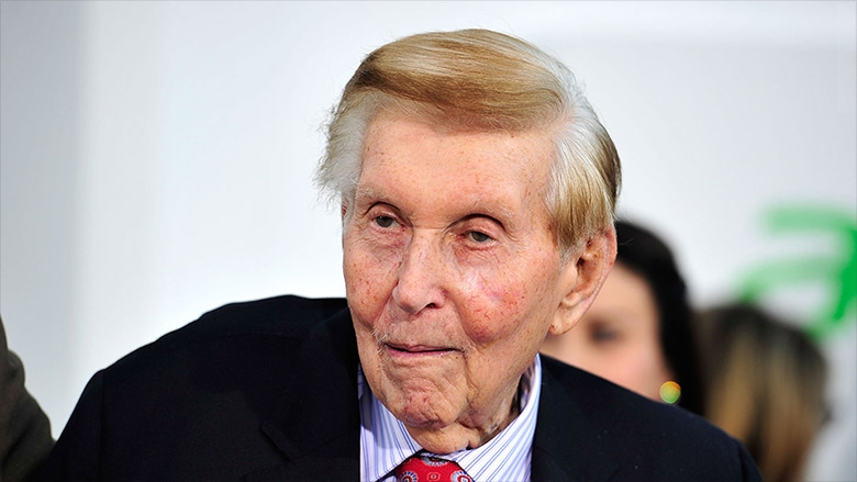 Sumner Murray Redstone
