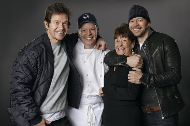 Wahlberg Family