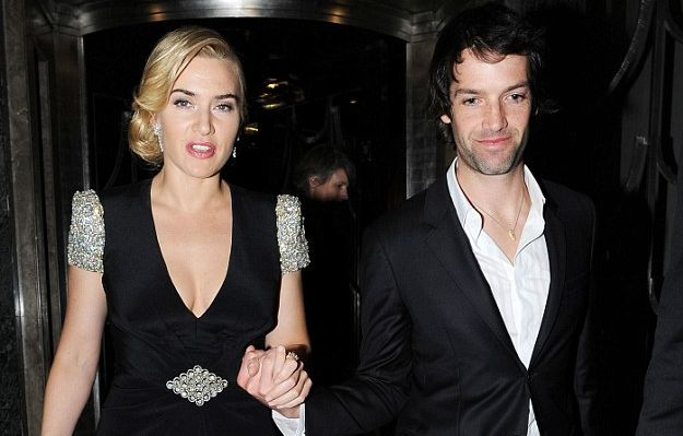 kate winslet and Abel Smith