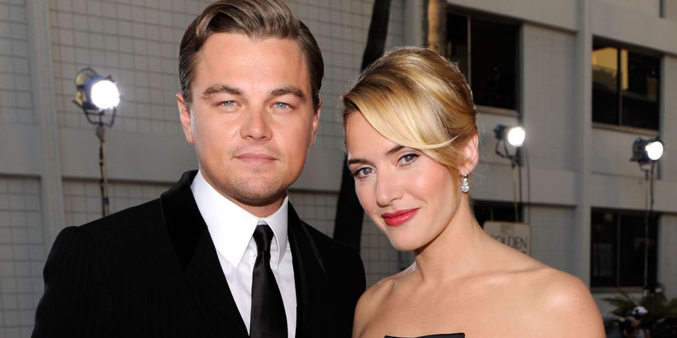 kate winslet and decaprio