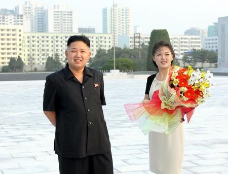 kin-jong-un-wife