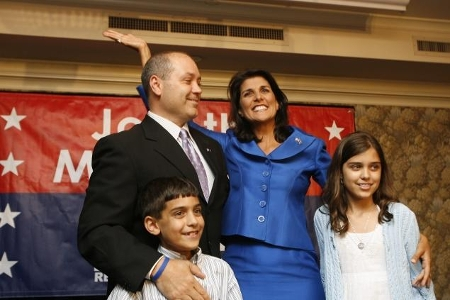 nikki-haley-husband-michael-haley