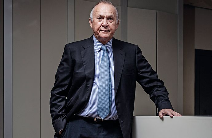 Christoffel Wiese Businessman