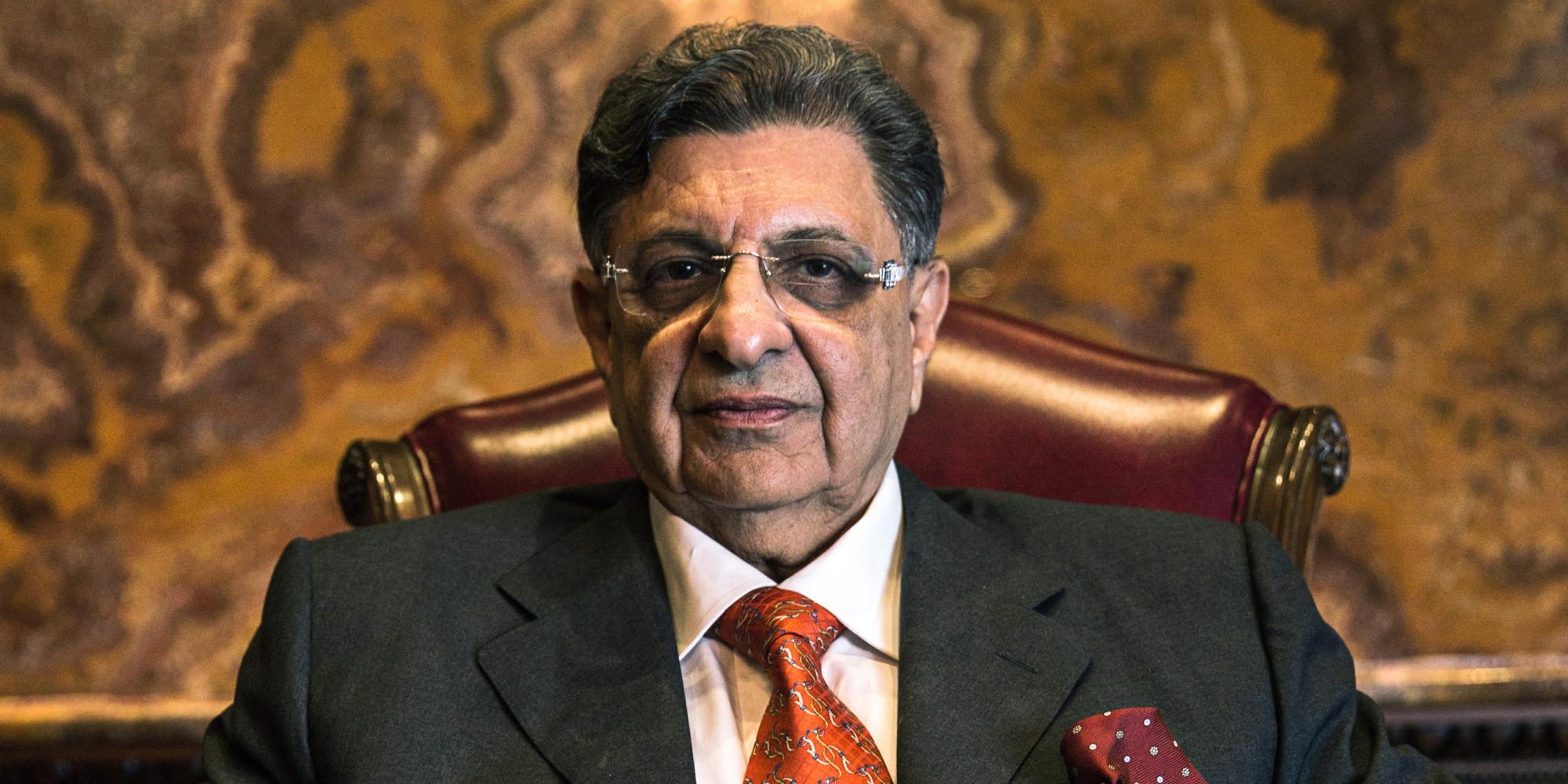 Cyrus Poonawalla Chairman