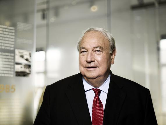 Heinz Hermann Thiele Net Worth