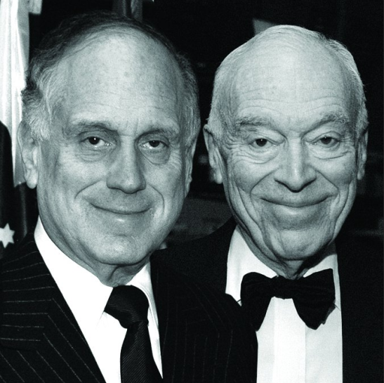 Leonard Lauder Brother
