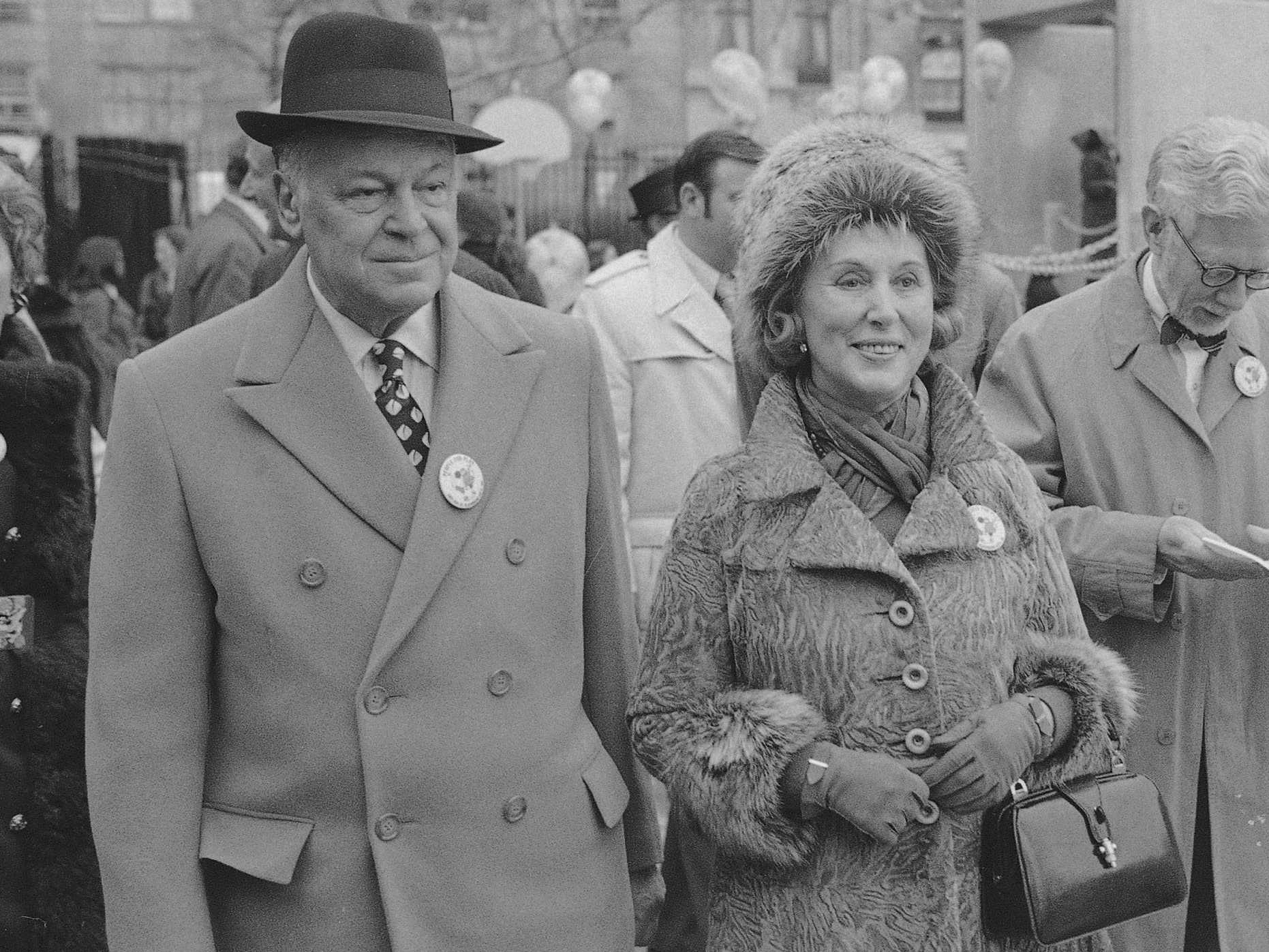Leonard Lauder Parents
