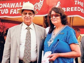 Cyrus Poonawalla's Wife