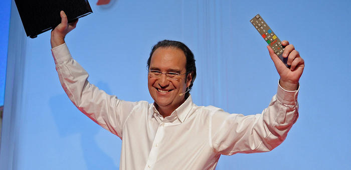 Xavier Niel Achievements