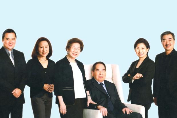 Henry Sy Family