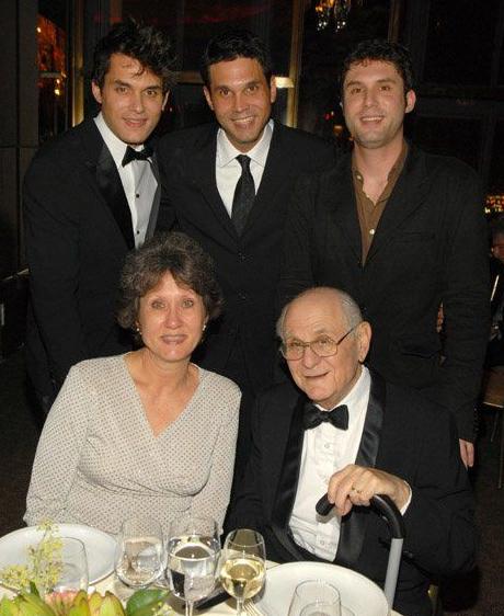 John Mayer Brothers Ben and Carl