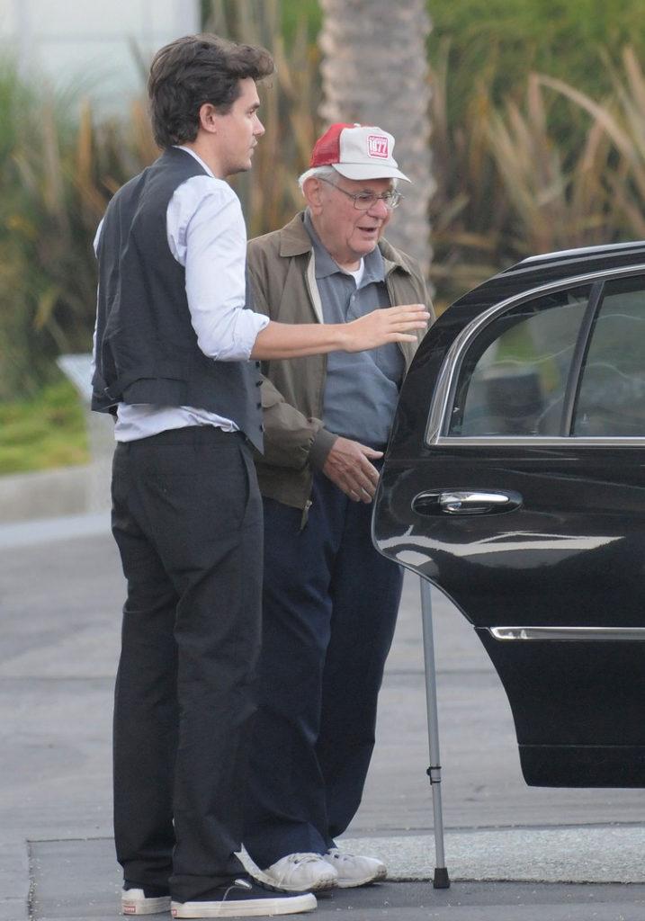 John Mayer Dad Richard Mayer