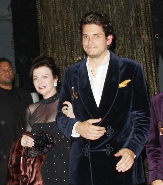 John Mayer mom Margaret Mayer