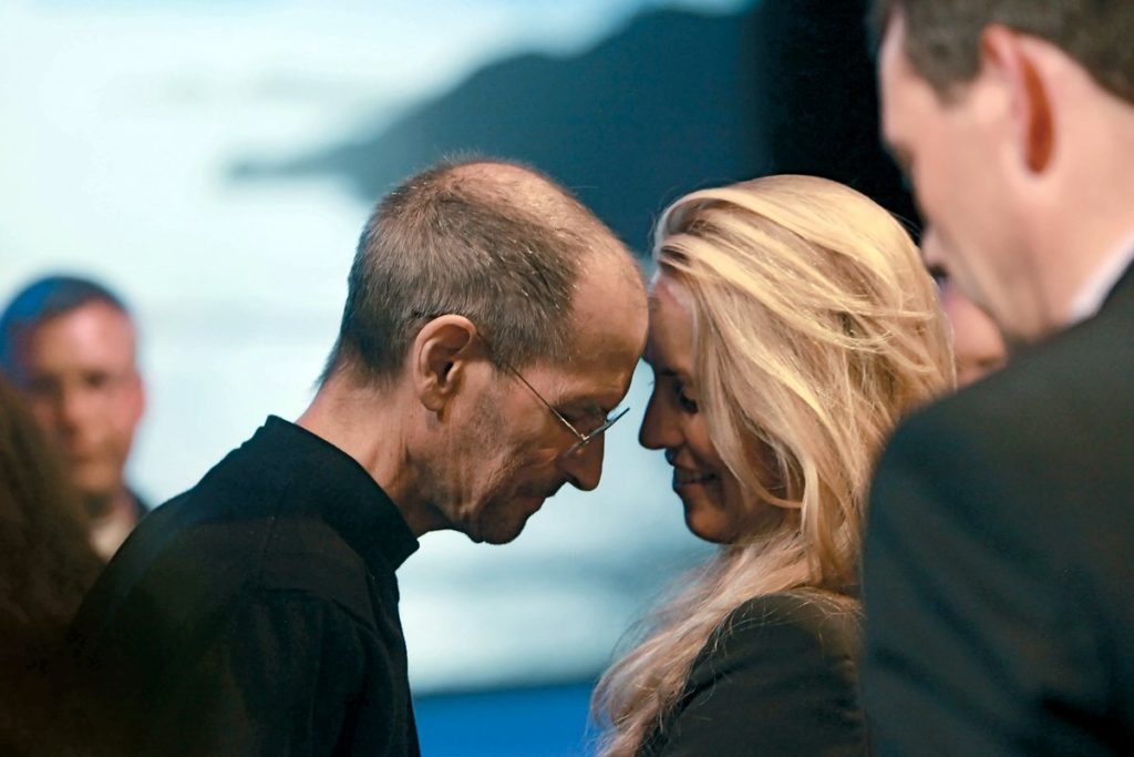 Laurene Powell Jobs Family