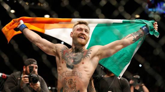 Career of Conor McGregor