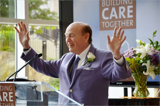Jim Pattison's Humanitarian Work: