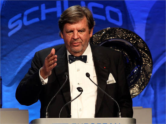 Johann Rupert's Net Worth
