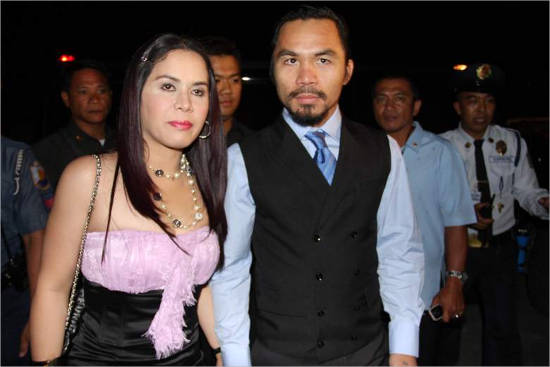 Manny Pacquiao's Wife