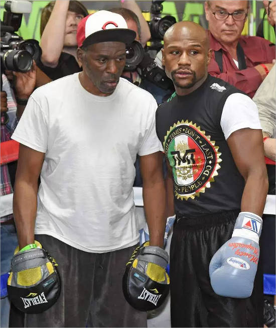 Roger Mayweather